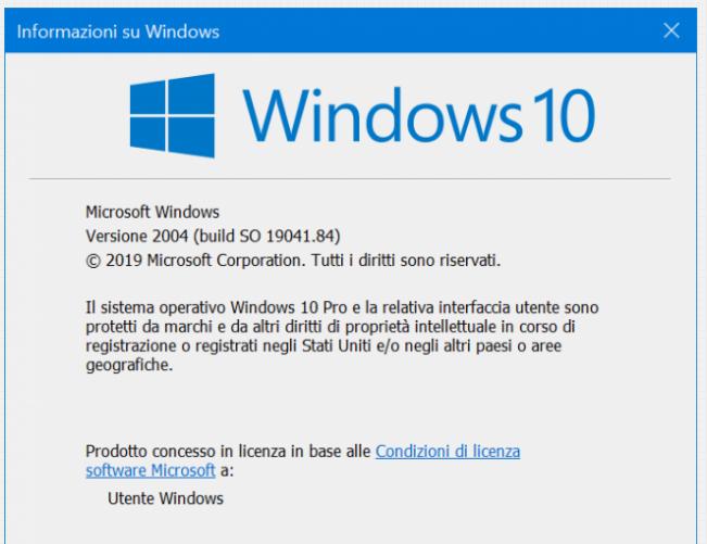 Cosa c'è nuovo Windows 10 2004, Aggiornamento Maggio 2020 (20H1)? Tutte novità funzioni upgrade (video) - zShotVM_1582365675